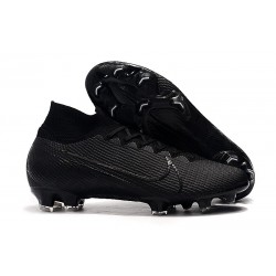 Nike Crampons Mercurial Superfly 7 Elite FG -Under The Radar Noir