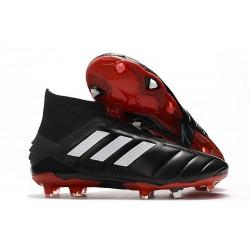 Chaussures De Football adidas Predator Mania 19.1 FG ADV Noir