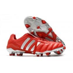 Adidas Predator Mania Og FG Predator Chaussure de Football Rouge