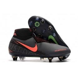 Nike PHANTOM VSN ELITE DF SG-PRO AC Gris foncé Mangue