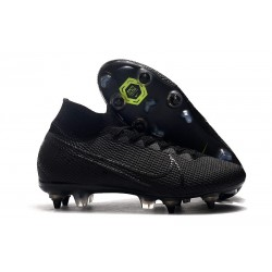 Nike Mercurial Superfly 7 Elite SG-PRO AC Noir