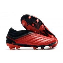Chaussures Nouvelle adidas Copa 20+ FG Rouge Blanc Noir