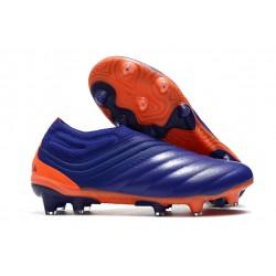 Chaussures Nouvelle adidas Copa 20+ FG Viola Verde