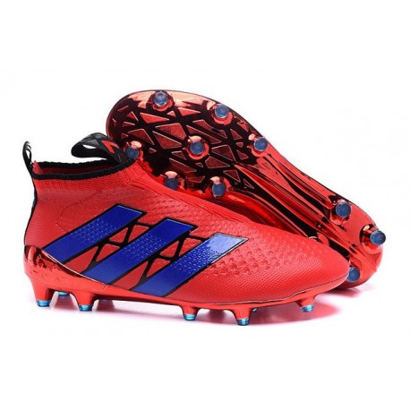 nouvelle chaussure adidas rouge