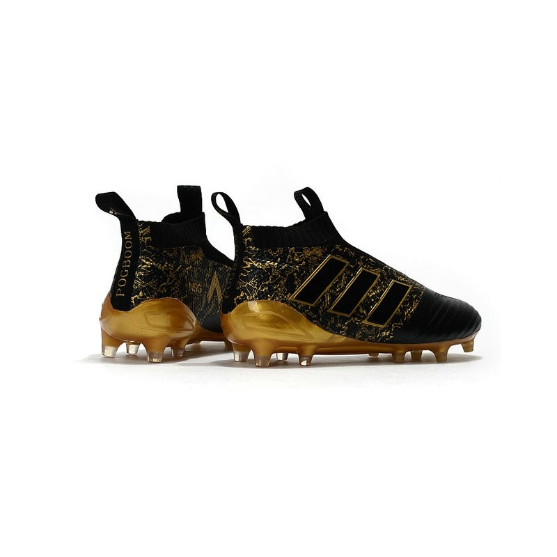 Sans Purecontrol Ace Chaussures Adidas De Fg Football 17 Lacets AXx0tax