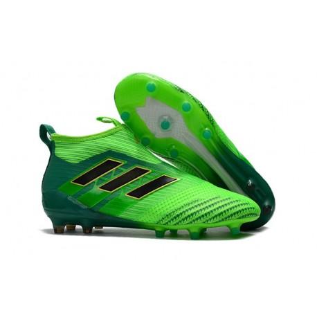 Vert Football Noir Chaussure Ace17Purecontrol Adidas Fg Homme qSVUMpz
