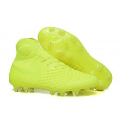 Nike Magista Obra 2 FG Chaussure Football - Volt