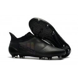 Adidas X 17+ Purespeed FG Crampons pour Hommes Noir